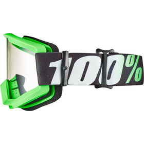 100% Strata Lunettes de protection, arkon-clear